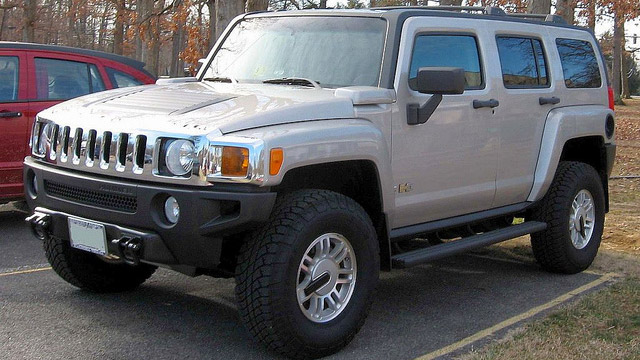 HUMMER Service and Repair in Silver Spring | Allen Automotive